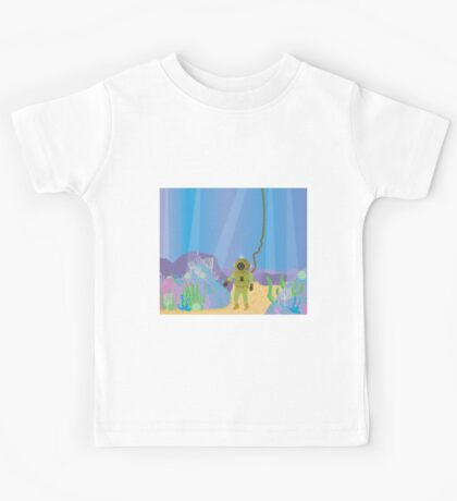Hidden Treasure of the Deep Kids Clothes