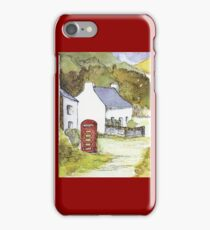 Welcome sight in Wales iPhone Case/Skin