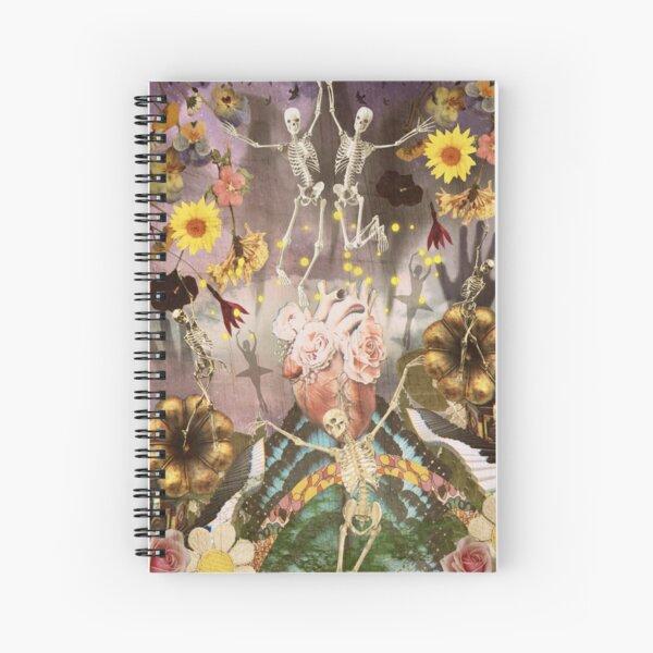 The Shadow Dance Spiral Notebook