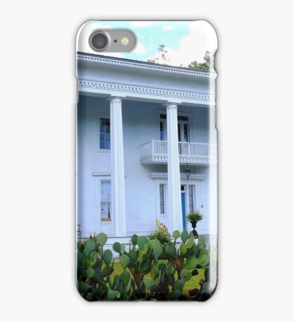 Carson House iPhone Case/Skin