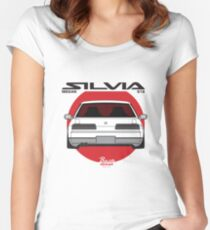 Classic / Oldschool S13 Mashup Women's Fitted Scoop T-Shirt