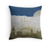 Game Of Thrones - The Wall Throw Pillow