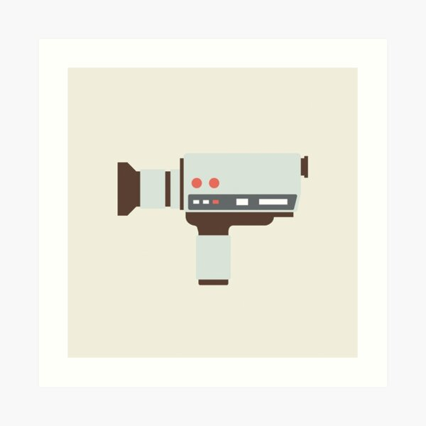 Moving Picture Art Print