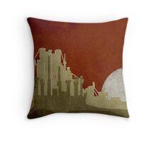 Game Of Thrones - Kings Landing Throw Pillow
