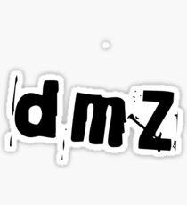 DMZ Sticker