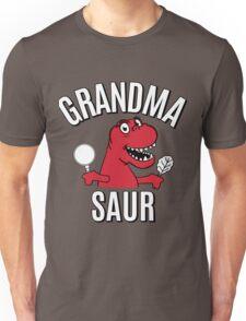 GRANDMA SAUR SMILE DINOSAUR Unisex T-Shirt