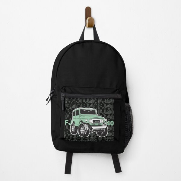 FJ40 Stacked Spring Green Backpack