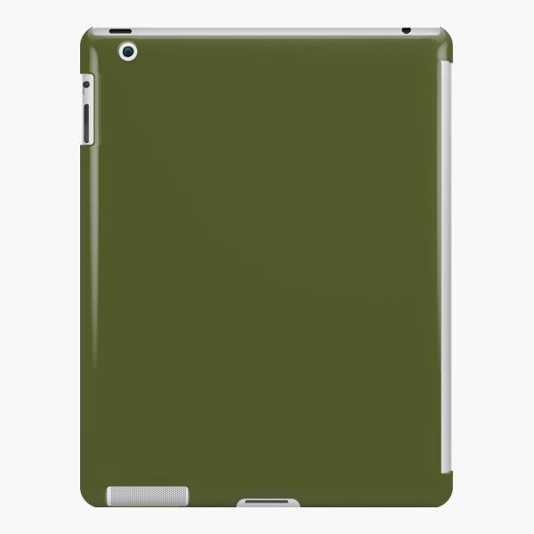 Military Green iPad Snap Case