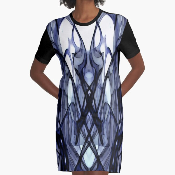 Glasgow Back Alley Blues Graphic T-Shirt Dress