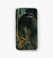 Hungarian horntail - No text version Samsung Galaxy Case/Skin