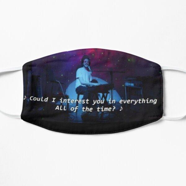 Bo Burham inside Flat Mask