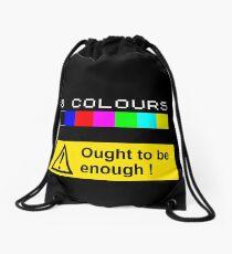 ZX SPECTRUM Colour Palette Drawstring Bag