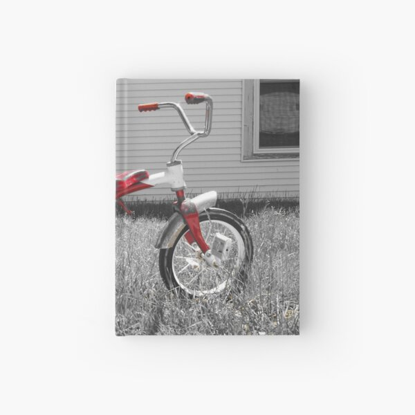Little Red Trike Hardcover Journal