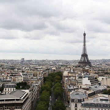 Paris es siempre una buena IDEA de mlleruta