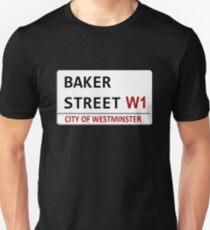 Baker Street Sign Unisex T-Shirt