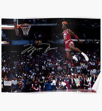 The Great Michael Jordan  Poster