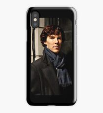 Sherlock at 221B iPhone Case