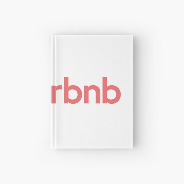 airbnb. Hardcover Journal