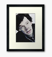 Please, John. Forgive me? Framed Print