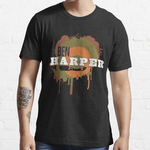 Ben Harper- original illustration,  'Dripping Target' graphic, for the legendary alternative / indie rock band. Essential T-Shirt