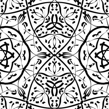 Ornament pattern by BorodinDenis