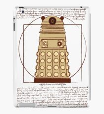 Vitruvian Dalek iPad Case/Skin