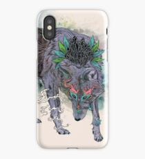 Journeying Spirit iPhone Case