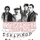 Stranger things by Baser