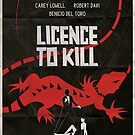 Licence To Kill by Alain Bossuyt