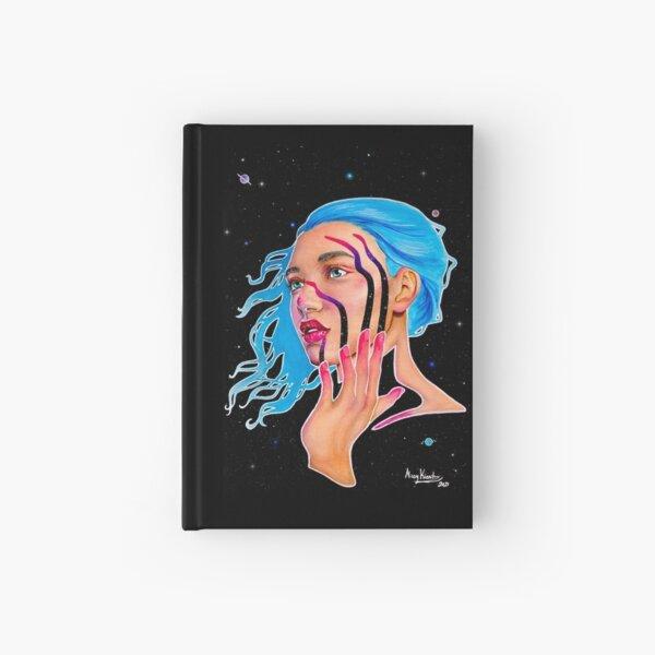 Cosmic Dust Hardcover Journal