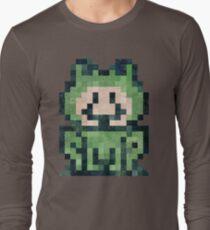 Super Mario Frog Vintage Pixels T-Shirt