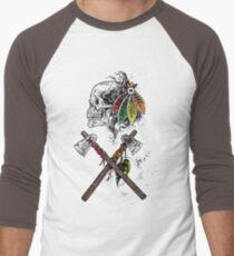 Go Chicago Men's Baseball ¾ T-Shirt