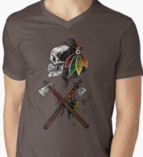 Go Chicago Men's V-Neck T-Shirt