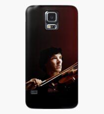 Violinist Case/Skin for Samsung Galaxy