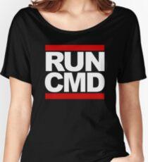 RUN CMD Women's Relaxed Fit T-Shirt