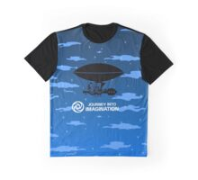 Journey into Imagination sky Graphic T-Shirt