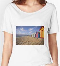 Brighton Beach - Australia Women's Relaxed Fit T-Shirt