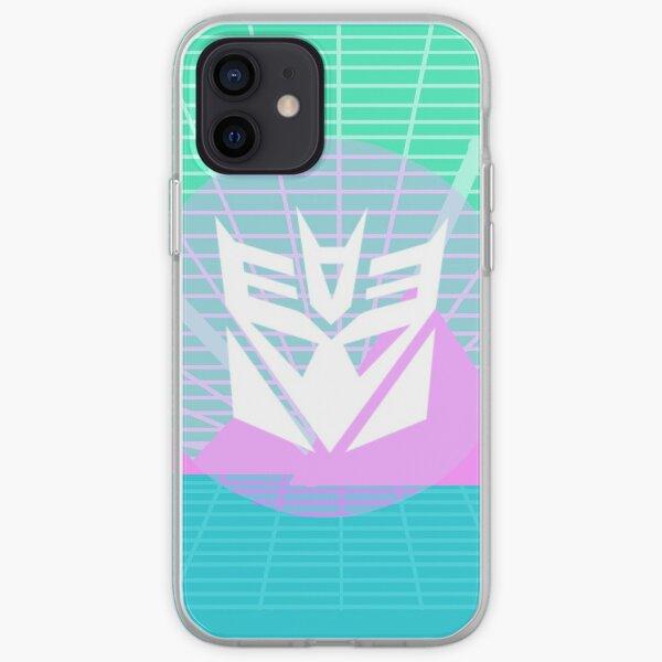 80s Decepticon Insignia iPhone Soft Case