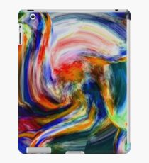 Water Color Disaster iPad Case/Skin