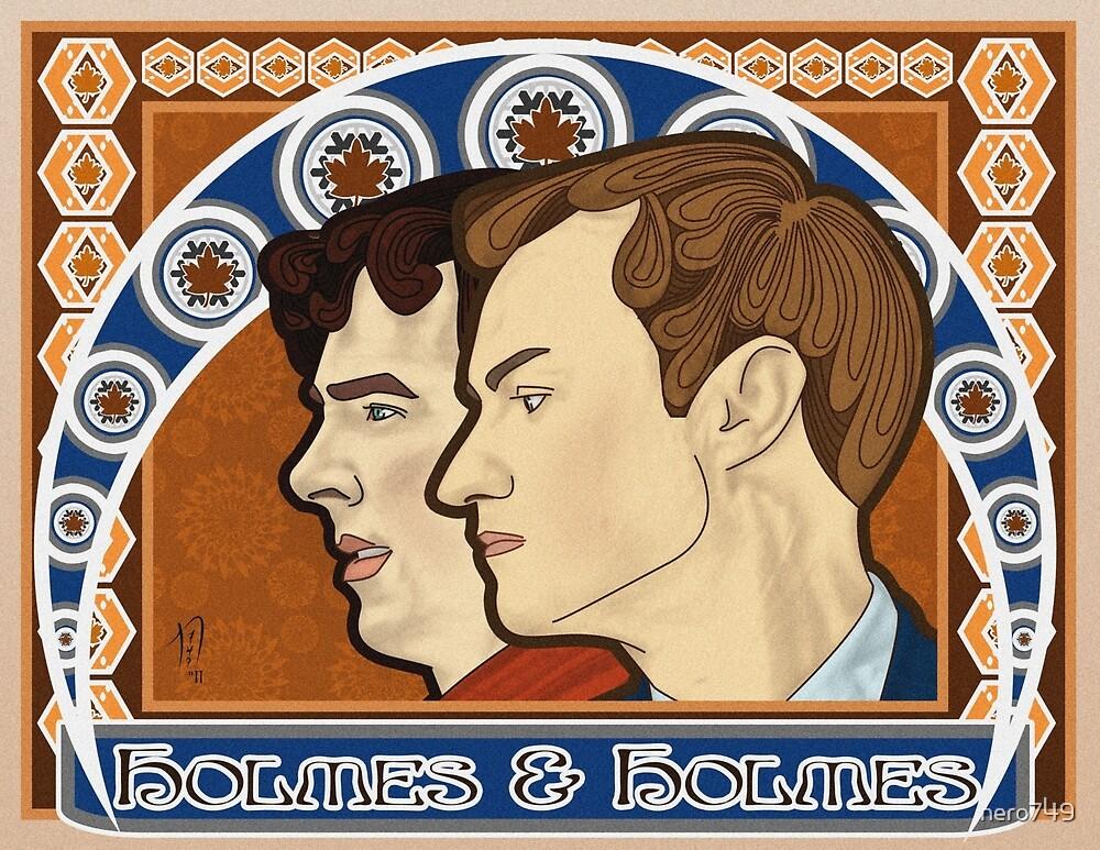 Holmes & Holmes by nero749