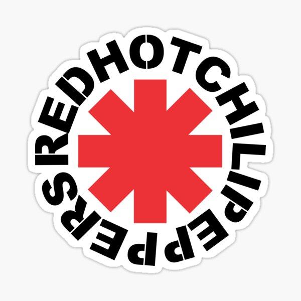 red chili merch Sticker