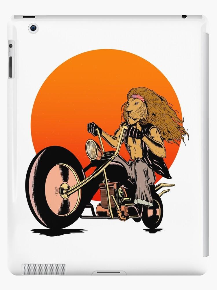 Let/'s Go Santa Mens Funny Xmas Biker T-Shirt Motorbike Bike Custom Motorcycle