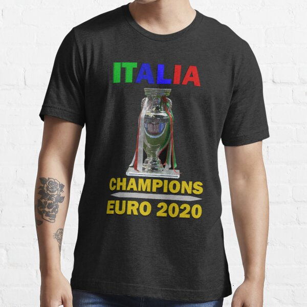 ITALIA -EURO CHAMPION 2020 Active T-Shirt Gift For Fans, Gift For Men and Women, Gift Halloween Day, Gift Thanksgiving, Gift Christmas Day Essential T-Shirt