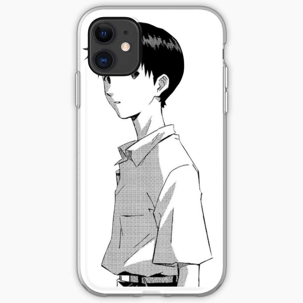 Shinji Ikari - Manga   iPhone Case & Cover