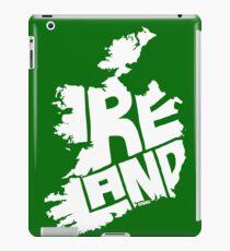 Ireland White iPad Case/Skin