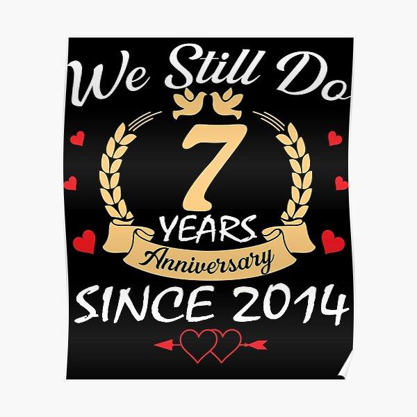 Hochzeitstag 7 sprüche jahre 33 Glückwünsche