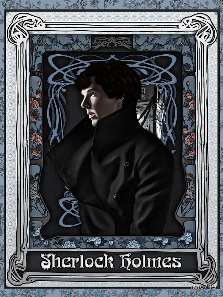 Sherlock by nero749