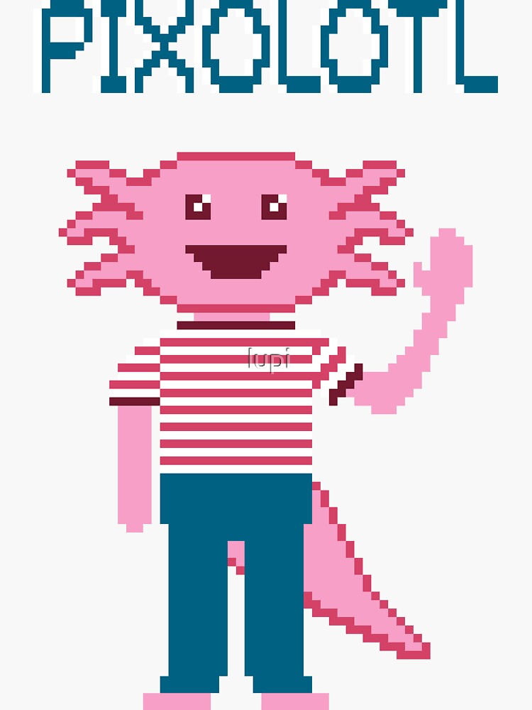 Pixolotl by lupi