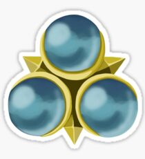 Zora's Sapphire Sticker