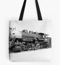 1924 RY STEAM LOCOMOTIVE Tote Bag